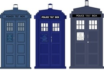 Doctor Who, Doctor Who?  DOC-TOR WHO! / by Bryn Wittmayer