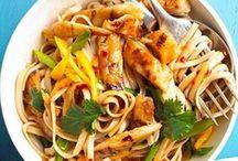 Pasta & Noodles / by Joyce Howe