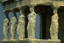 Ancient Greek I ~ Artifacts And Ruins / by Violet Shimer Love