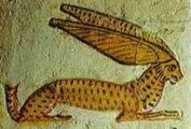 Ancient Egypt IV ~ Gods, Goddesses And Amulets / by Violet Shimer Love
