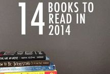 Books to Read / by Rachael Rackley