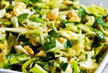 ~ Vegan Salads & Dressings ~ / by Ginny McMeans