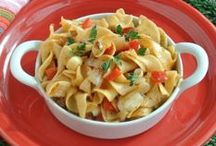 ~ Vegan Pasta ~ / by Ginny McMeans