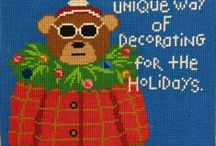 New Designs from our Favorite Designers / by Needlepoint.Com