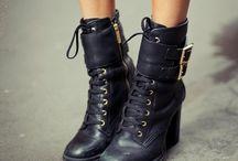 Mean shoe game / by Leila Anunciacion