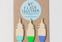 Companies We Love / by Greenwich Letterpress / Amy + Beth