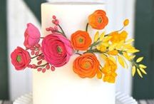Amazingly Awesome Wedding Cakes / by Greenwich Letterpress / Amy + Beth