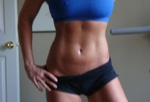 Workin on my fitness / by Leila Anunciacion