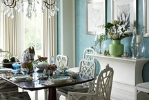 ❤ Dining Rooms / by Ginny McMeans
