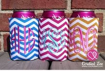 Monogrammed Gifts / by Cordial Lee