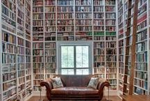 Books and Libraries / by Aleisha McDaniel