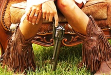 a CoWgiRl ThiNg  / Cowgirls are forever!  / by Tina K