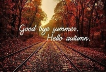 HaPpY fALL y'aLL  / My favorite season of all!  / by Tina K