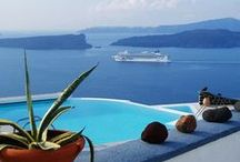****AMAZING GREEK ISLANDS **** / Greece / by Georgia Riti
