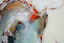 Abstract art ♥ / by Inger Bente Mo