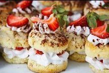 Itty Bitty Dessert Bites / by Michele Butikofer