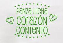 RECETAS COCINA / by Leonor Salinas