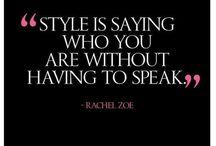 My Style / by Elizabeth Shroyer