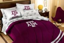 Maroon Your Room! / A splash of maroon makes any room better! / by Texas A&M University