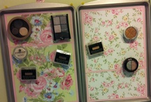 Magnet Makeup Boards / by Jeannette