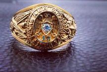 A Little Ring Made Of Gold / It's the most visible sign of the Aggie Network that connects Aggies around the world...and earning it makes it one of an Aggie's most treasured possessions!  / by Texas A&M University