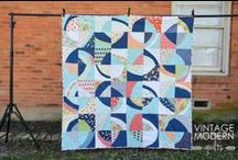 ME {Vintage Modern Quilts} / by Lisa Calle