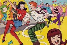 Feeling Nostalgic 1960's/ Sentimientos Nostalgicos / by Armida Robleto-Calderon