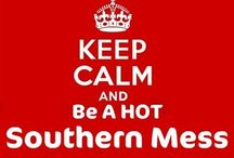 SOUTHERN SASS / by Barbie Thompson