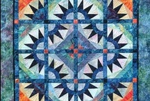 Some of the Earlier Patterns  / by Quiltworx Judy Niemeyer
