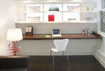 House - Home office / New office plans! / by Angelique