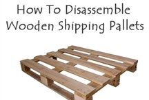 DIY - Pallet Projects / #DIY #pallet #project #crate / by TxTerriTips