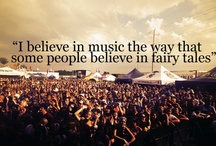 Music = Life. / by Kylie Michelle