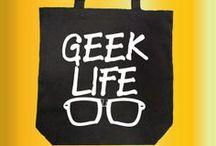 Geek and Freak / by TheCraftStar