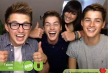 Jack and Finn feat. friends / by Cassidy Lee