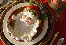Christmas Table Delights / I love setting a beautiful Christmas Table. / by Margaret Darby