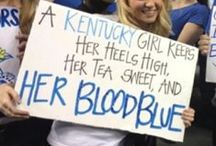 Big Blue Nation!  / Kentucky Wildcats... I bleed blue!  / by Beverly Shaddox