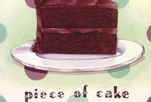 Piece of cake / Cake ideas  / by Beth Carpenter