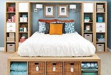 Home- Bedroom Retreat / by Kelly {Eclectic Momsense}