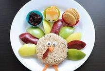 Kid-Friendly Food /   / by Kelly Hickenbottom