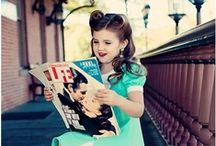 Pin Up / by Claudia Owen