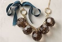 DIY Jewelry / by Carrie Pitre