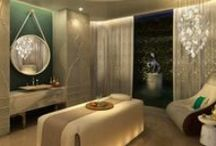 Relax, Recharge, Rejuvenate / Discover an array of luxury spa destinations, each offering treatments infused with elements of their enchanted surroundings. / by Waldorf Astoria