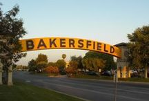 Bakersfield ♥ / by Claudia Owen
