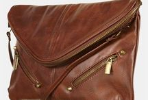 Style: Bags / Bags, purses, clutches, wallets, accessory  / by Denise James