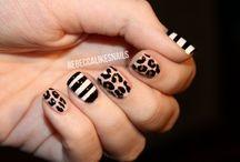 Style: Polished / #nails #nailpolish #mani #pedi #manicure #pedicure  / by Denise James