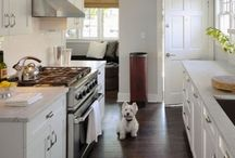 Home: Kitchen / Kitchen plans, DIY, cabinets / by Denise James