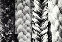 HAIR / hair  / by Meg Caviness