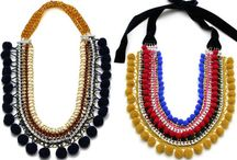 Creative: DIY Jewelry / Jewelry, beads, DIY  / by Denise James