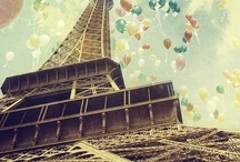 Paris / by Kelsey Annas