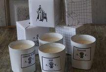 bougies parfumées / scented Candles / #fragrances for #home - #scented #candles - #bougies #parfumées #maison #parfum #senteurs #Grasse #Diptyque #Cire #Trudon #Astier de #Villatte #Pomax #Bougie La #Française #secrets d'#apothicaire / by Emmanuel MARTINI DC